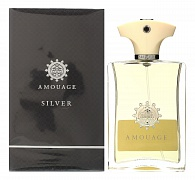 Amouage Silver For Men - Парфюмерная вода