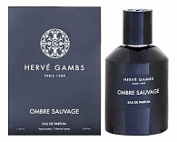 Herve Gambs Paris Ombre Sauvage - Парфюмерная вода
